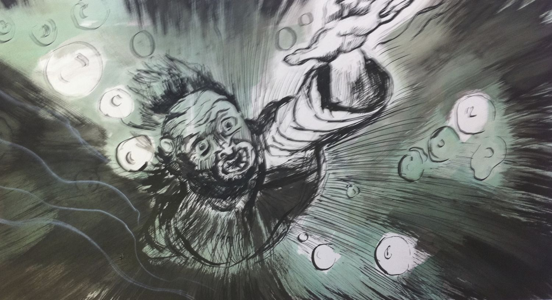 Turner- BBC documentary animation  2013